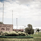 The pork processing plant operated by Seaboard Foods provides jobs to some 2,600 Guymon-area residents.