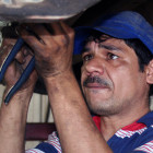 Lalo Rodriquez and his three brothers have operated Rodriquez Auto Service for nearly a decade.