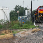 Kansas City Southern has a long history with Heavener. Today the railroad uses Heavener as one of its main fueling depots.