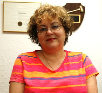 Dr. Maha Sultan, who practices in Frederick in southwest Oklahoma, is one of only three licensed doctors in Tillman County.