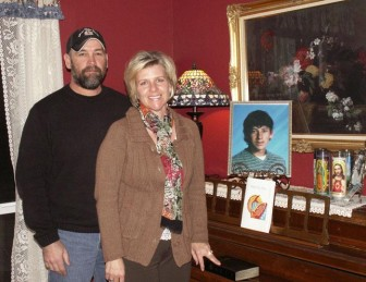 Billy and Michele Magalassi established the Brandon Magalassi Memorial Scholarship Foundation to raise awareness of teen suicide and depression.