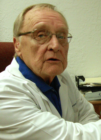 Dr. Hal Vorse, an Oklahoma City physician who specializes in drug addiction.