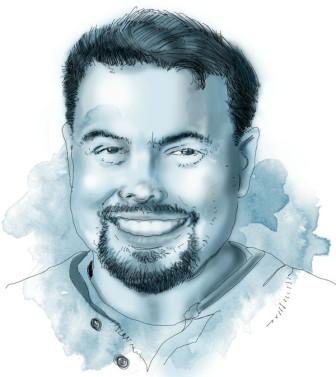 Bernard M. Tougas Jr., who owns the Wellness Clinic.