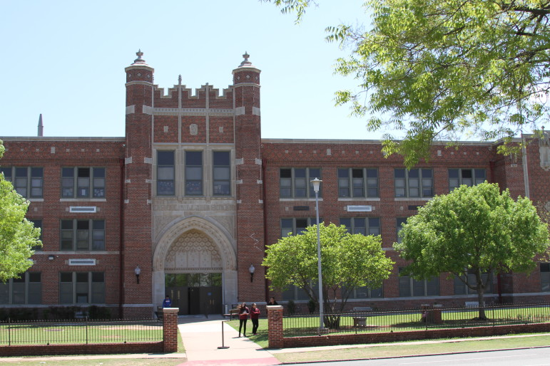 Capitol Hill High School has the highest average time of suspesion of studenst, at nearly 12 days. It also has referred 17 percent of its students to alternative education.