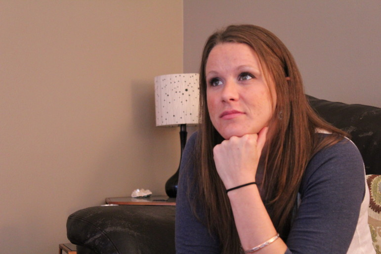 Tabitha Kincannon was released from prison in March and has felt empowered by her trauma therapy at Just the Beginning, a nonprofit based in Tulsa.