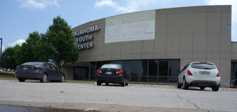 The Children's Recovery Center in Norman, Oklahoma, where Karie Dove attempted to find treatment for her daughter.