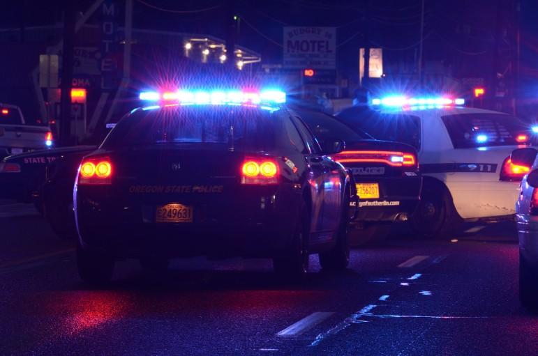 Police Car Image