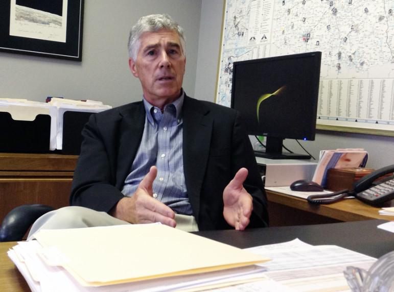Craig Jones, president of the Oklahoma Hospital Association.