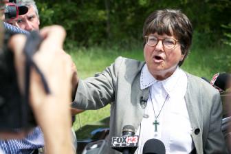 Sister Helen Prejean.