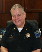 Tulsa Police Chief Chuck Jordan