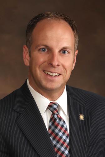 House Speaker Jeff Hickman, R-Fairview.