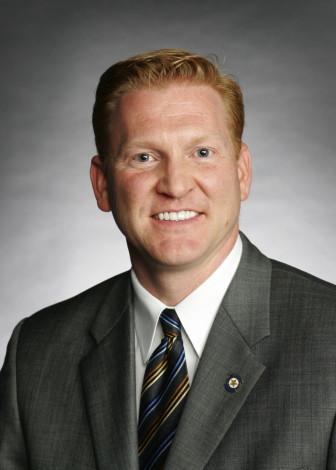 State Rep. Mark McCullough, R-Sapulpa