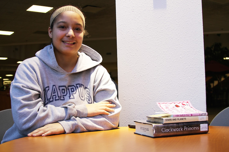Oklahoma City Community College freshman Isabella Vanbuskirk, an aspiring writer, said math has always been her weakness. That's why she is among hundreds of students at her college taking remedial classes to catch up on content she should have learned in high school.