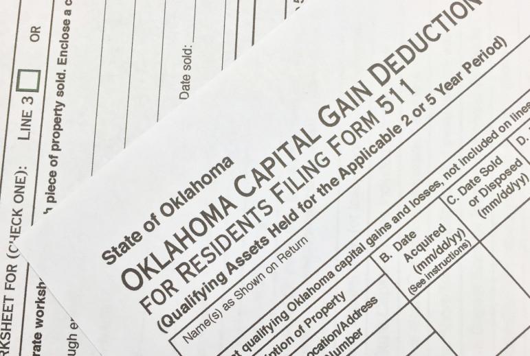 Capital Gains Forum