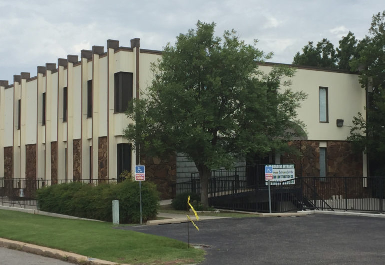 ABLE Charter School's administrative offices are located in an office building on North Classen Boulevard in Oklahoma City.
