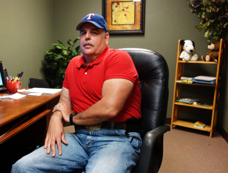 Hugo counselor Don Loman has seen firsthand the fear of social stigma that people have for seeking mental-health treatment.