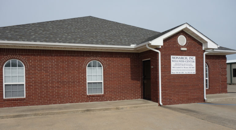 Monarch halfway house in Muskogee serves women with substance abuse problems.
