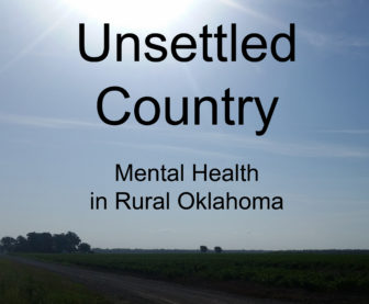 An ongoing series on the state of mental health and access to treatment in rural Oklahoma. The project is enabled by a grant Anne and Henry Zarrow Foundation.