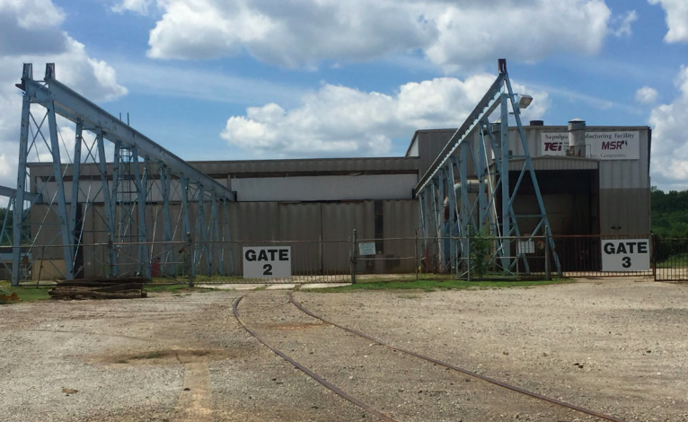 This 151,000 square-foot factory in Sapulpa was previously owned by Louisville-based Henry Vogt Machine Co.