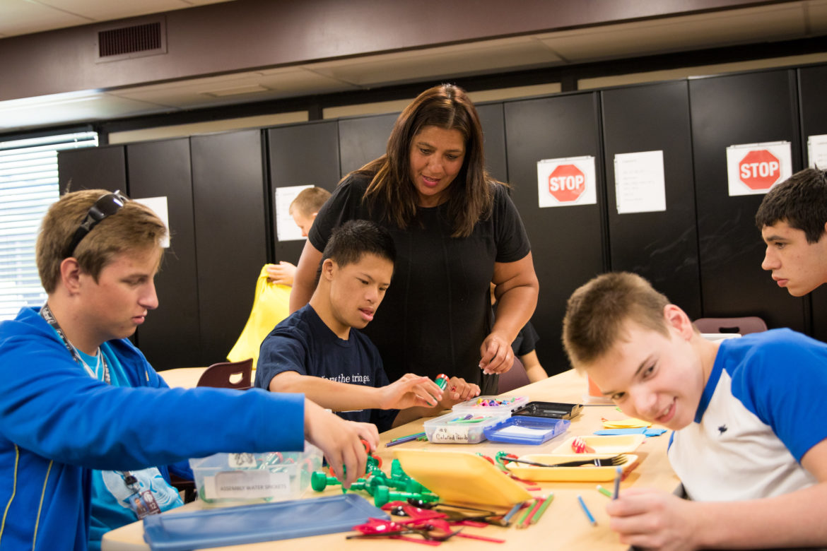 Within Teacher Shortage The Pool Of Special Education Teachers